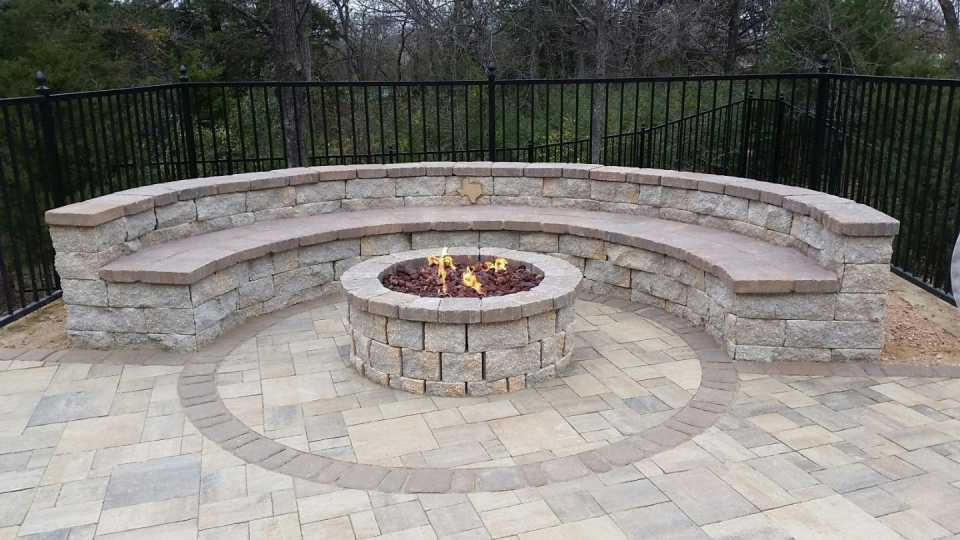 Outdoor Living Legacy Custom Pavers