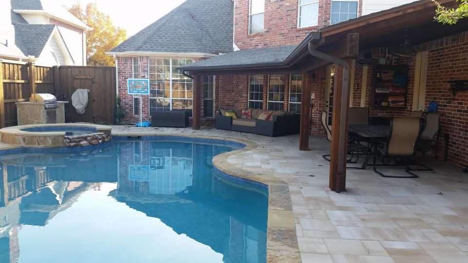 Pool Decks Legacy Custom Pavers