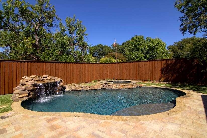 Natural Stone Pool Deck Amazing Pool Decks  Legacy Custom Pavers