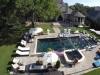 Pool Deck - Lafitt Rustic Slab in danville beige