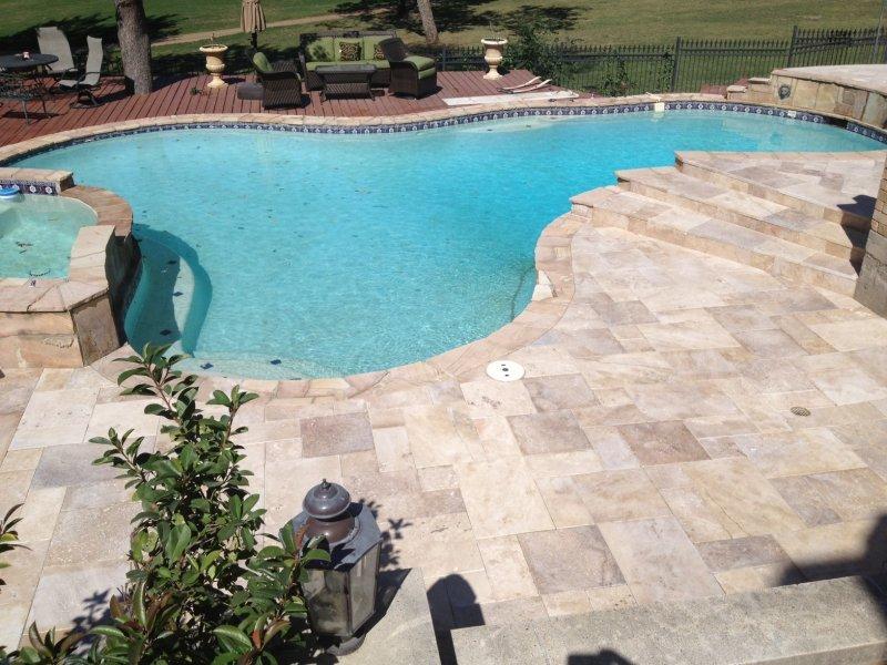 pool paver ideas | pool design and pool ideas