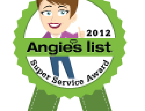 Legacy Custom Pavers Earns Esteemed 2012 Angie's List Super Service Award