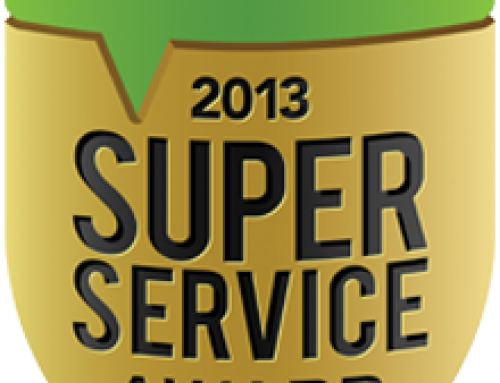 Legacy Custom Pavers Earns Esteemed 2013 Angie's List Super Service Award