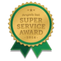 Legacy Custom Pavers located in Plano Texas recipient of the 2014 Angie's List Super Service Award.
